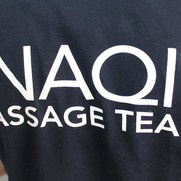 NAQI Massage Team T-Shirt