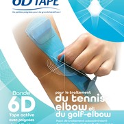 6D Tape Self-Care Coude Package