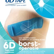 6D Tape Self-Care Cicatrices et Oedèmes