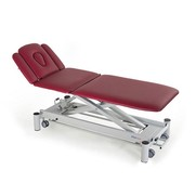 Giove 5 - Table de massage cinq plans - Base claire