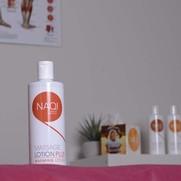Massage Lotion Plus - NAQI