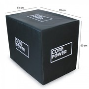 Core Power soft plyo box 3-in-1