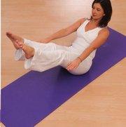 Oefenmat Yoga-Pilates