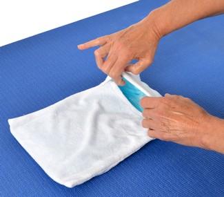 Polyester huls Cold/Hot Packs